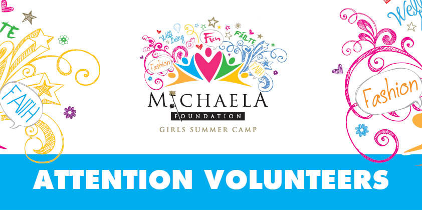 Registration for Volunteering at some Camps closing soon!