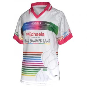 Michaela Foundation Campette Jersey (front)