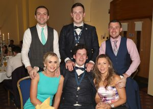 Guests and players: Gregory Devlin, Padraic McCarthy, Stephen McCann, Sarah McAree, Niall Mulrine, Sharon