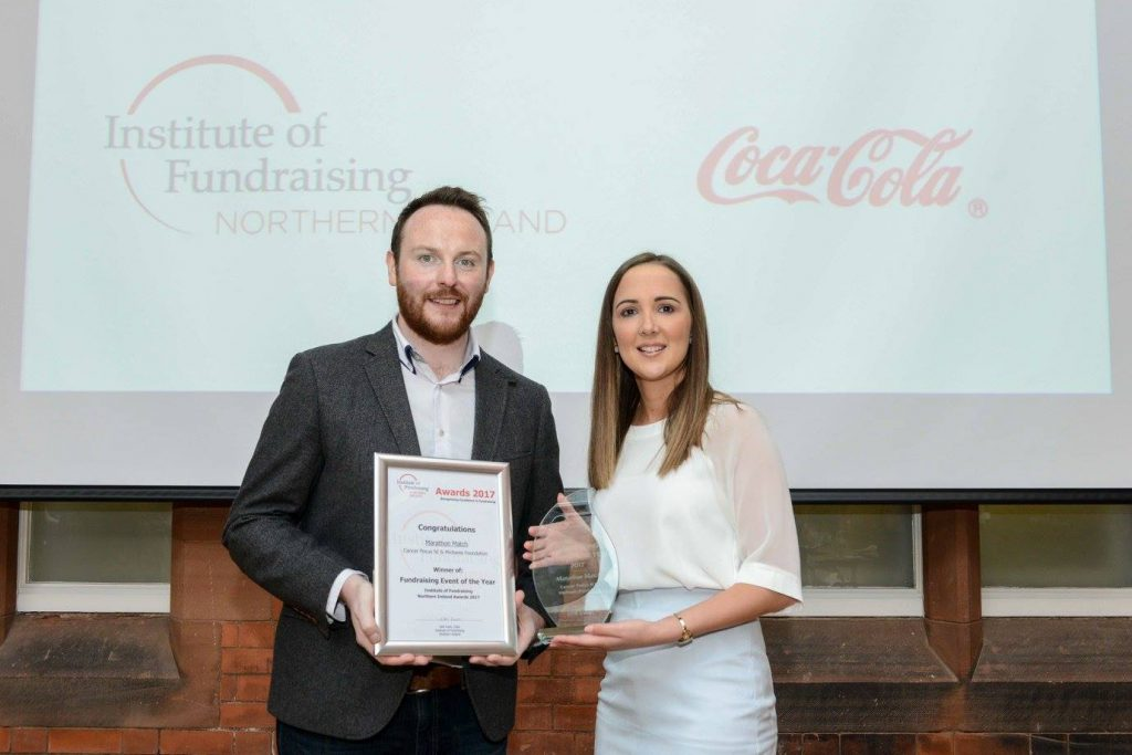 Marathon Match wins IOFNI Event of the Year Award
