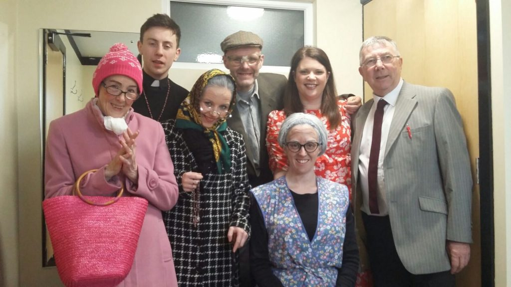 Ad Lib Drama Group fundraise for Michaela Foundation