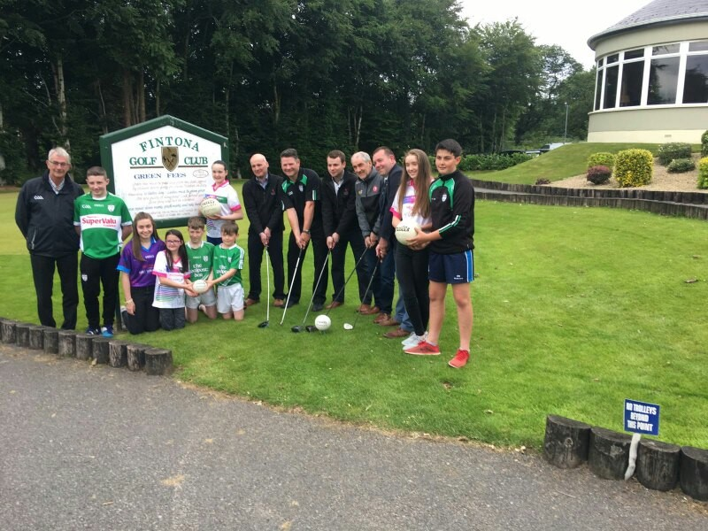 All Ireland GAA Legends to Tee Off in Charity Golf Classic