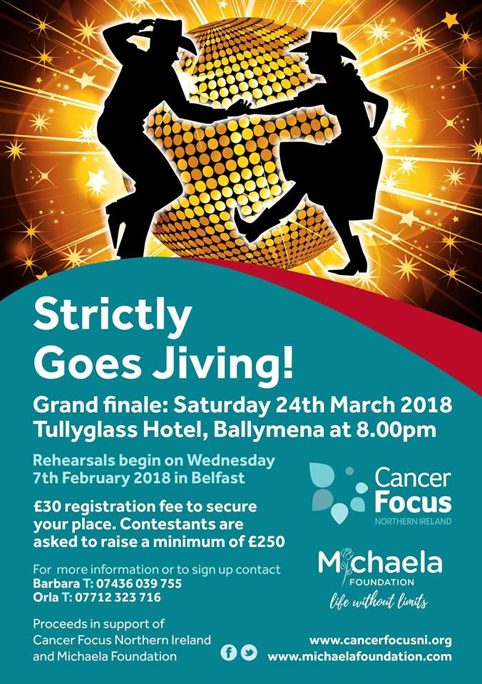 Strictly Goes Jiving
