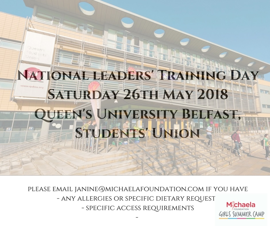 National Leaders'Training Day