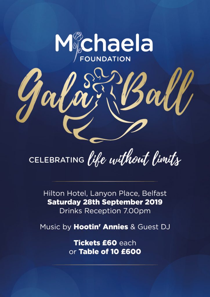 2019 Michaela Foundation Gala Ball