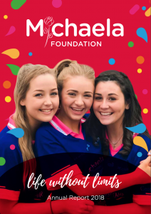 Michaela Foundation Annual Report 2018